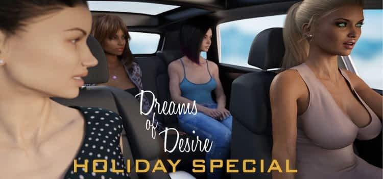 Dreams of Desire Game Holiday Special
