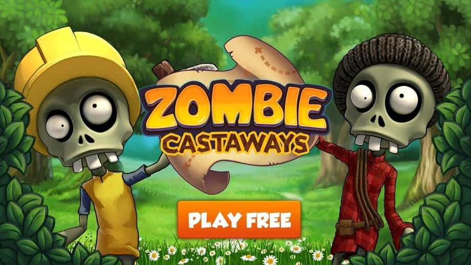Zombie Castaways APK Game